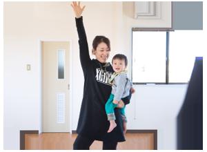 レッスン紹介ー子育て応援教室